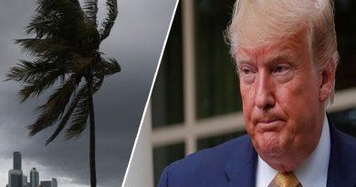 Donald Trump aprueba declaración de emergencia para costa de Florida por Isaías