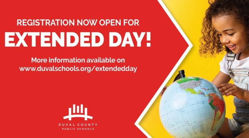 Inscripciones abiertas para el programa de jornada escolar prolongada de las escuelas del condado de Duval